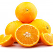 Fresh orange fruit — Stock Photo #12080117
