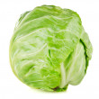 Royalty-Free Stock Photo: Fresh green cabbage