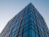 Edifício na república checa — Foto Stock