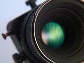 объектив камеры — Стоковое фото