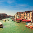 Grand Canale in Venice - Stock Photo