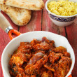 Indian Chicken Curry - Stock Photo