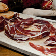 Spanish ham — Stock Photo