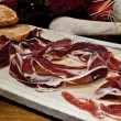 Spanish ham - Stock Photo