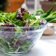 Royalty-Free Stock Photo: Salad on bowl