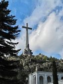 Large cross Valley of the Fallen (Valle de los Caidos) — Photo