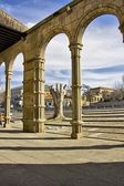 Details of the Basilica of San Vicente in Avila, Spain — Stock Photo