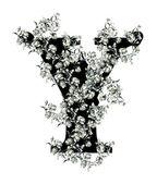 Letter Y. — Cтоковый вектор