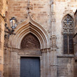Stock Photo: Cathedral of BarcelonSeu Seo