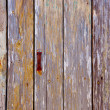 Aged grunge wood stripes texture sea weathered - Stock Photo