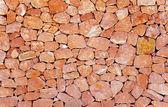 Stone masonry wall pattern background — Stockfoto