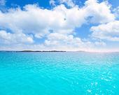 Espalmador Formentera s Alga islet sAlga — Stock Photo