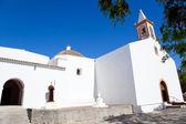 伊维萨岛白教会在马略卡岛帕尔马琼德拉布里塔耶 — 图库照片