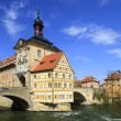 Old Town Hall, Bamberg — Stockfoto
