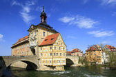 Old Town Hall, Bamberg — Stock Photo