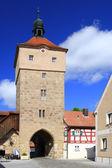 Town gate — Stock Photo