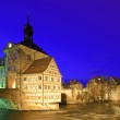 Old Town Hall of Bamberg — Stock Photo #11762259