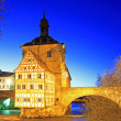 Old Town Hall of Bamberg — Stock Photo #11762356