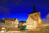 Old Town Hall of Bamberg — Foto Stock