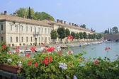 Peschiera del Garda, Italy — Stock Photo