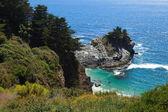 ハイウェイ ・ ワン カリフォルニアの太平洋の海岸線 — ストック写真