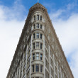 Flatiron building in San Francisco - California — Stock Photo