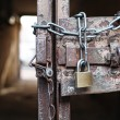 Old lock — Stock Photo #11326424