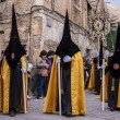 Stock Photo: Extraordinarily Christiprocession of Holy Week.