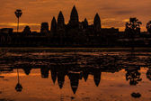 Angkor Wat, Siem Reap, Cambodia, Asia — Stock Photo