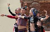 Danze orientali. — Foto Stock