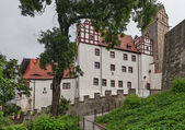 Castle of Bernburg — Stock Photo