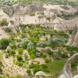 Stock Photo: Goreme Valley
