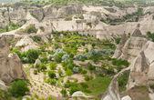 Goreme valley — Stockfoto