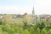 Cityscape of Berne, Switzerland. Beautiful old town. — Stock Photo