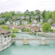 Bern, Switzerland, World Heritage Site by UNESCO — Stock Photo #11412696