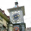 Famous Zytglogge zodiacal clock in Bern, Switzerland — Stock Photo #11703297