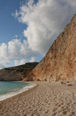 Porto Katsiki cliffs — Stock Photo