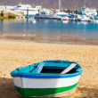 Boat on coast. — Stock Photo #10778002