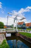 Village Marken — Stock Photo