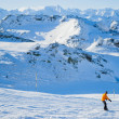 Stock Photo: Skiing resort in Austria