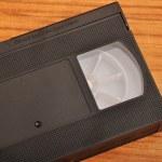 Video Cassette Tape — Stock Photo