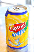 Lipton ice tea — Stock Photo