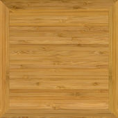 Bamboo wood texture — Stock Photo