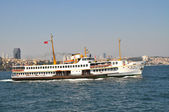 Ferry Istanbul — Stock Photo