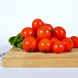 Fresh tomato — Stock Photo
