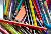 Colored pencils — ストック写真