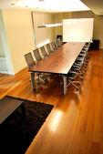 Mesa de reunión — Foto de Stock