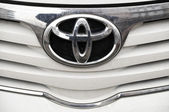 Toyota symbol — Stock Photo