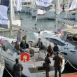 Istanbul Boat Show — Stock Photo