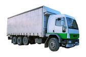 Cargo Truck — Stock Photo
